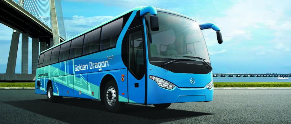 Stantech Motors - Goldendragon 61 Seater